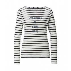 Longsleeve top with stripes by Marc O'Polo