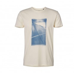 T-Shirt aus recycelter Baumwolle by Marc O'Polo