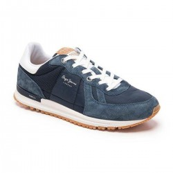 Sneakers aus Leder by Pepe Jeans London