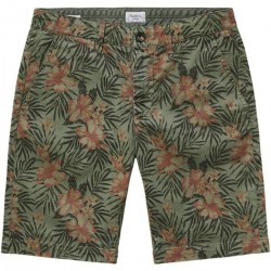 Tropical print Bermuda by Pepe Jeans London