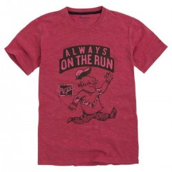 Frontprint T-shirt by Pepe Jeans London
