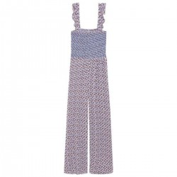 Jumpsuit mit All-over Muster by Pepe Jeans London
