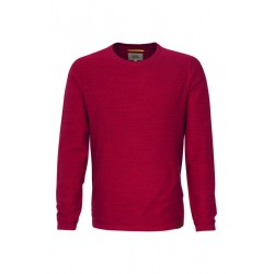 Crew neck sweater by Camel