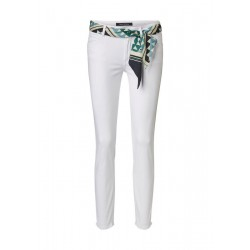 Trousers LULEA SLIM in a Lyocell-Mix by Marc O'Polo