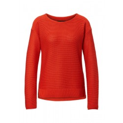 Knitted jumper made of pure organic cotton by Marc O'Polo