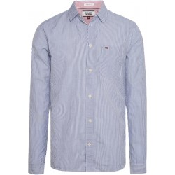 Pure cotton stripe shirt by Tommy Jeans