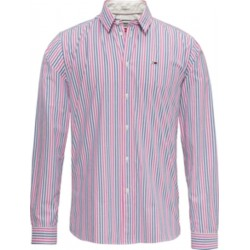 Essential shirt with stripes by Tommy Jeans