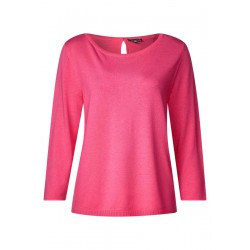 Pullover mit Schleifendetail by Street One