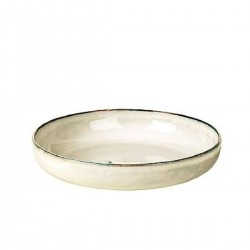 Flat Serving Bowl (22.5cm) by Broste Copenhagen