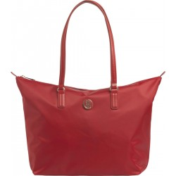 Large textile tote bag by Tommy Hilfiger
