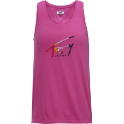 Tanktop mit Handschrift-Logo by Tommy Jeans