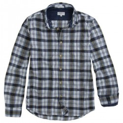 Check print shirt by Pepe Jeans London