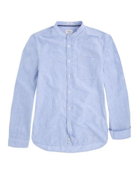 Micro-Print-Shirt by Pepe Jeans London