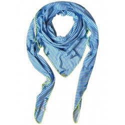 Foulard triangulaire imprimé by Cecil