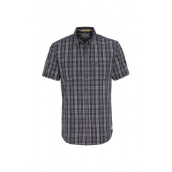 Shirt with short sleeves by Camel