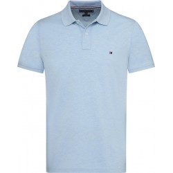 Slim Fit Baumwoll-Poloshirt by Tommy Hilfiger