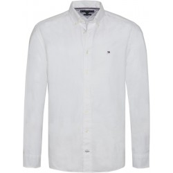 Essential stretch cotton shirt by Tommy Hilfiger