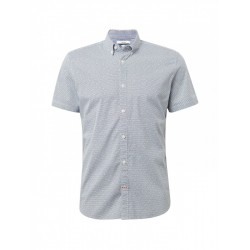 Patterned short sleeve shirt by Tom Tailor