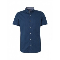 Patterned short sleeve by Tom Tailor