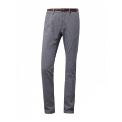 Textured Travis Chino by Tom Tailor