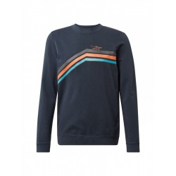 Sweatshirt mit Print by Tom Tailor Denim