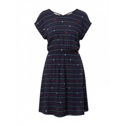 Dress with print by Tom Tailor Denim