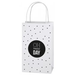 Gift bag (15x25x10cm) by Räder