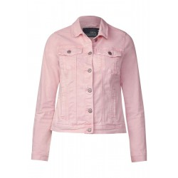 pre order cost charm good looking Jeans Jacke Hedda by Cecil - pink - L - EAN: 4057516305262