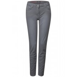 Decorated tight fit pants by Cecil