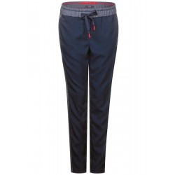 Material mix Joggpants Tracey by Cecil