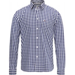 Gingham check pure cotton shirt by Tommy Jeans