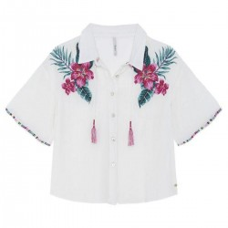 Chemise de broderie by Pepe Jeans London
