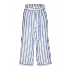 Pantalon MAARINA BLOCK STRIPE by Armedangels