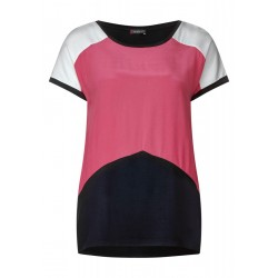 Color Block Shirt by Street One
