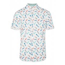 Short sleeve shirt by Colours & Sons