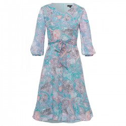 Paisley Dress by More & More