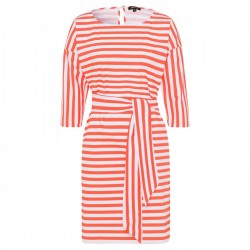 Striped Cotton Dress by More & More
