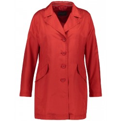 Lightweight short coat for between the seasons by Samoon