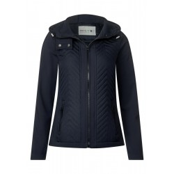 Softshell Mix Jacket by Cecil