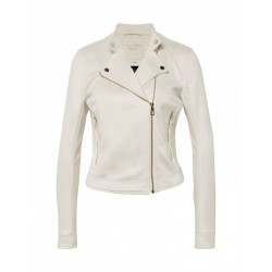 Faux leather jacket by Tom Tailor Denim
