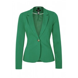 Fitted jersey blazer by s.Oliver Black Label