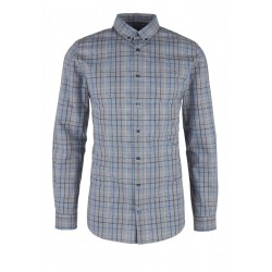 Slim: button-down shirt by s.Oliver Black Label