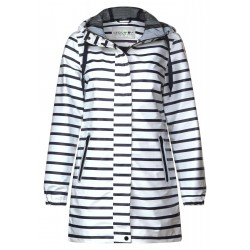 Regenjacke mit allover Print by Cecil