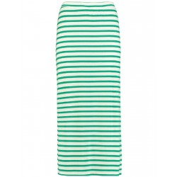 Maxi skirt in a striped design by Taifun