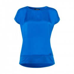 Shirt with satin front by More & More