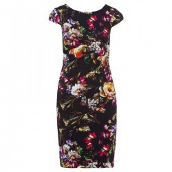 Dress with flowerprint by More & More