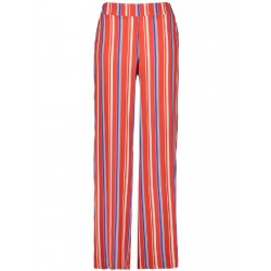 Palazzo trousers with stripes by Taifun