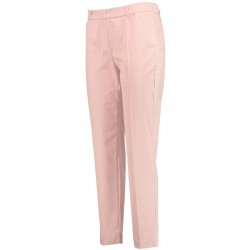Stretch cotton trousers by Taifun