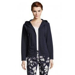 Sweatshirt-Jacke by Betty & Co