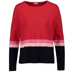 Pullover mit Colour Blocking by Gerry Weber Collection